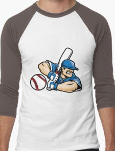Baseball Fury Men's Baseball ¾ T-Shirt
