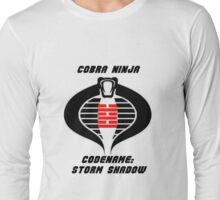 cobra ninja Long Sleeve T-Shirt