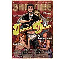 SheVibe James Deen Cover Art Photographic Print