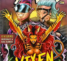 SheVibe Vixen Cover Art by shevibe