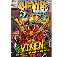 SheVibe Vixen Cover Art Photographic Print
