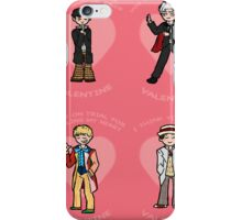 Classic Who Love iPhone Case/Skin