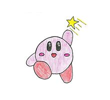 Kirby Drawing by dairyking42