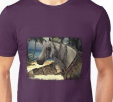 Iaconagraph Equus: Inishirah Moniet Unisex T-Shirt