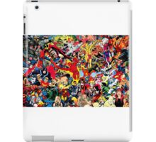 Classic Marvel iPad Case/Skin