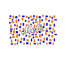 Mets  Photographic Print