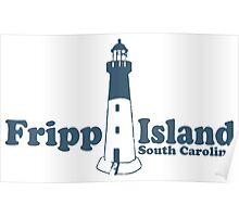 Fripp Island - South Carolina.  Poster