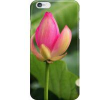 Lotus bud iPhone Case/Skin