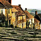 Gold Hill Cobbles by A90Six