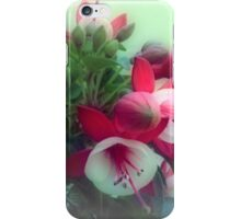 Soft Fuchsias iPhone Case/Skin
