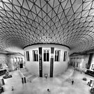 British Museum by Roddy Atkinson