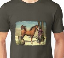 Iaconagraphy Equus: The Oasis Unisex T-Shirt
