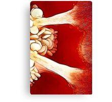 Red Hot Pepper Canvas Print