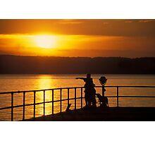 Sampson Sunset Photographic Print