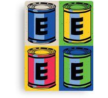 Energy Tank Canvas Print