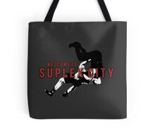 Welcome To Suplex City Tote Bag