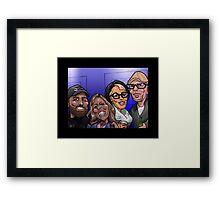 Fan Appreciation001 Framed Print