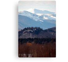 Mount Washington Canvas Print