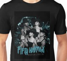 Reflection Tour Merch [BLUE] // Fifth Harmony Unisex T-Shirt