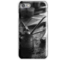 Workshop iPhone Case/Skin