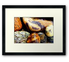 Rock Me 3 Framed Print