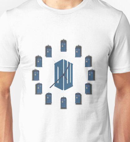 Tardis - Doctor Who Unisex T-Shirt