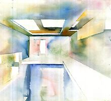 Abstract Interior by zawij