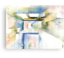 Abstract Interior Canvas Print