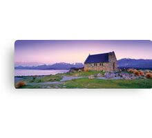 Church of the Good Shepherd (Lake Tekapo NZ) Canvas Print