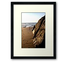 Irish Sea Framed Print