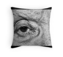 Seeing History Throw Pillow