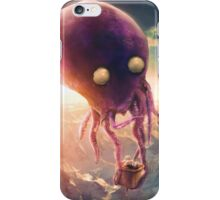 Octopus Riders iPhone Case/Skin