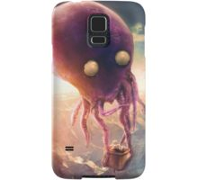 Octopus Riders Samsung Galaxy Case/Skin