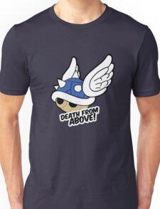 Mario Cart Blue Shell Shirt Unisex T-Shirt