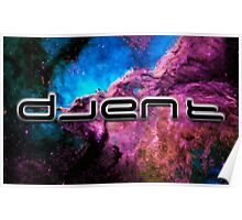 Space Djent Poster