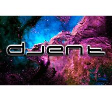 Space Djent Photographic Print