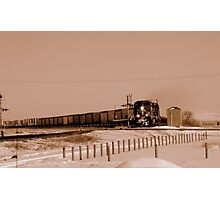 Canadian Pacific Rail Photographic Print