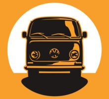 VW T2 - Bulli Rider 2 (without Text) by GET-THE-CAR