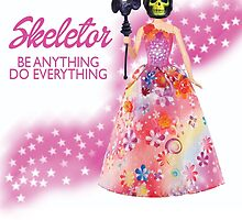 Skeletor the Action Doll by joeyboi221