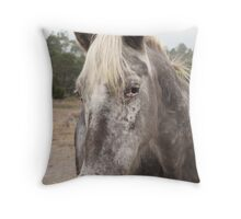 Palouse Portrait Throw Pillow