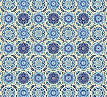 Spring Badge Pattern by rcurtiss000