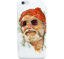 Zissou iPhone Case/Skin