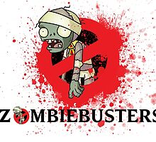 zombie busters (ghostbusters) by Jof52