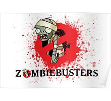 zombie busters (ghostbusters) Poster
