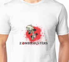 zombie busters (ghostbusters) Unisex T-Shirt