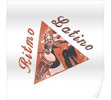 Ritmo Latino Poster
