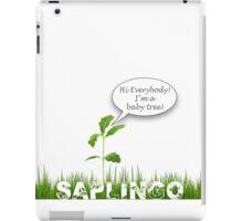 Saplingo iPad Case/Skin
