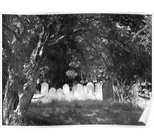 Newtown Cemetery Poster