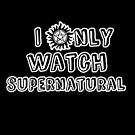 Only SPN by iheartgallifrey