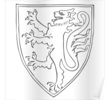 A Complete Guide to Heraldry - Figure 276 Poster